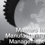 Masters in Manufacturing Management